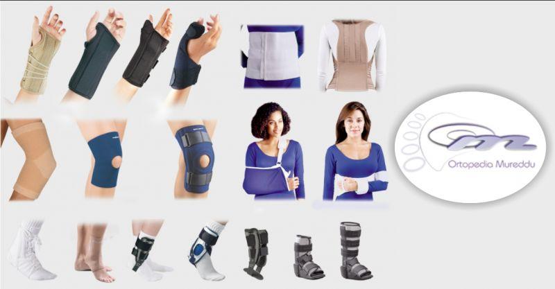 Ortopedia Mureddu - offerta ampio assortimento articoli ortopedici e presidi sanitari