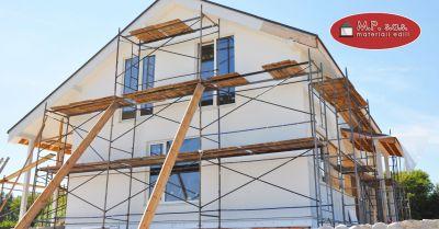 offerta sabbia cemento mattoni gasbeton como promozione materiali edili per ristrutturazioni