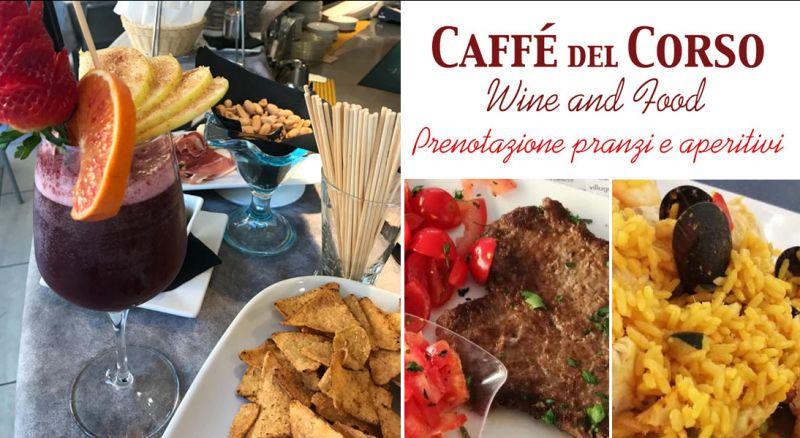 Offerta caffetteria prenotazione pranzi e aperitivi como - promozione pranzi e aperitivi asporto e consegna a domicilio como