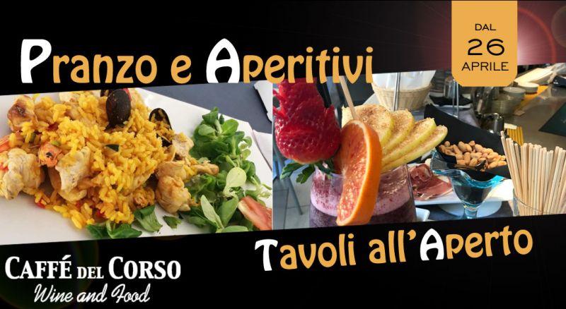 Offerta caffetteria pranzo con tavoli aperto como – promozione pranzo e aperitivi tavoli aperto como