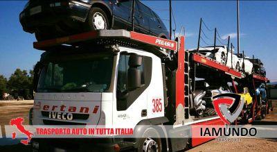 offerta trasporto auto in tutta italia promozione spedizione veicolo in tutta italia