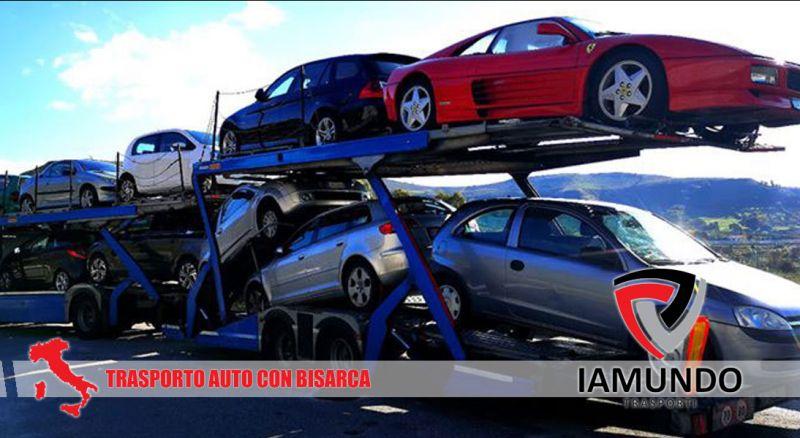 Iamundo Trasporti - Offerta trasporto auto bisarca – promozione bisarca per trasporto auto