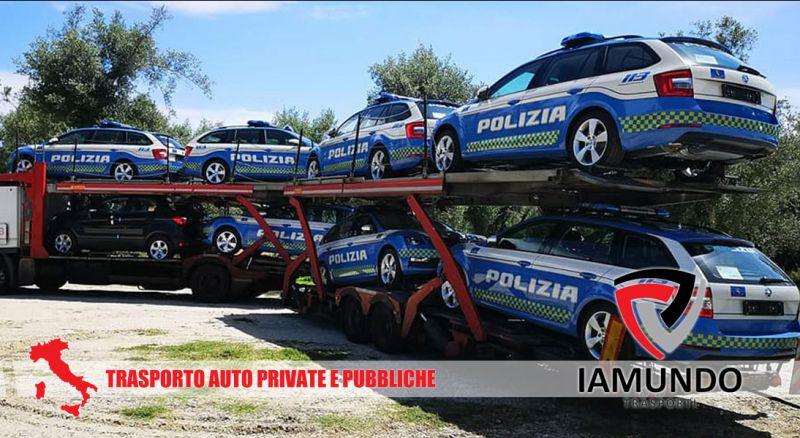 Iamundo Trasporti - Offerta trasporto nazionale auto private – promozione trasporto nazionale auto pubbliche