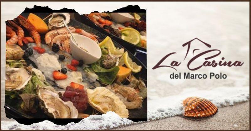 offerta ristorante di Pesce Versilia e ristorante menu a base di pesce Lucca