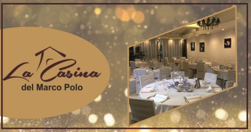 Ristorante LA CASINA del Marco Polo - promozione ristorante per eventi e feste private Versilia