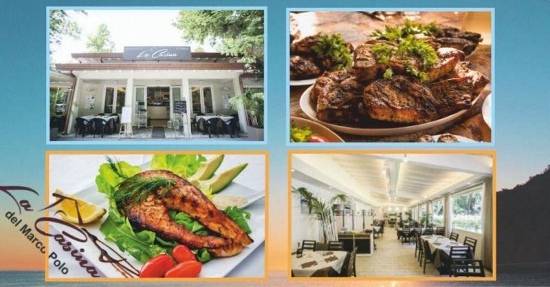 RISTORANTE LA CASINA - promozione ristorante pesce alla griglia e carne alla brace