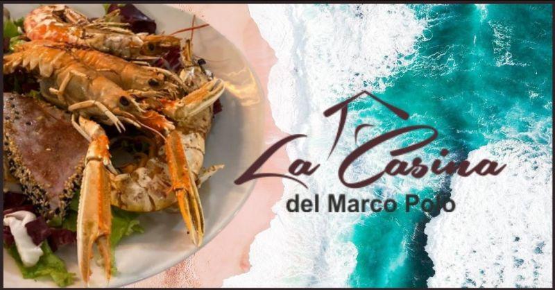 RISTORANTE LA CASINA - offerta ristorante menu di pesce Viareggio