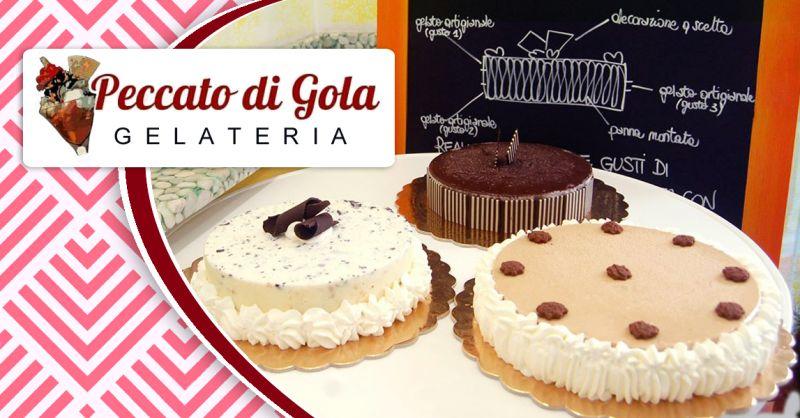Offerta Torta Gelato Compleanno Ancona - Occasione Gelateria Yogurteria Ancona