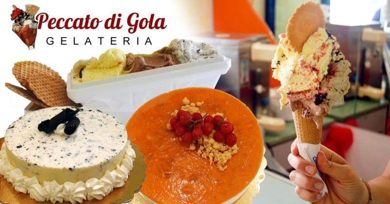 Offerta gelato da Asporto e Consegna a Domicilio Ancona - Occasione Gelateria Artigianale Ancona