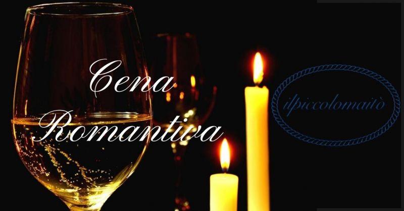 Ristorante Pizzeria IL PICCOLO MAITO' - Offerta cena romantiva a lume di candela in Versilia