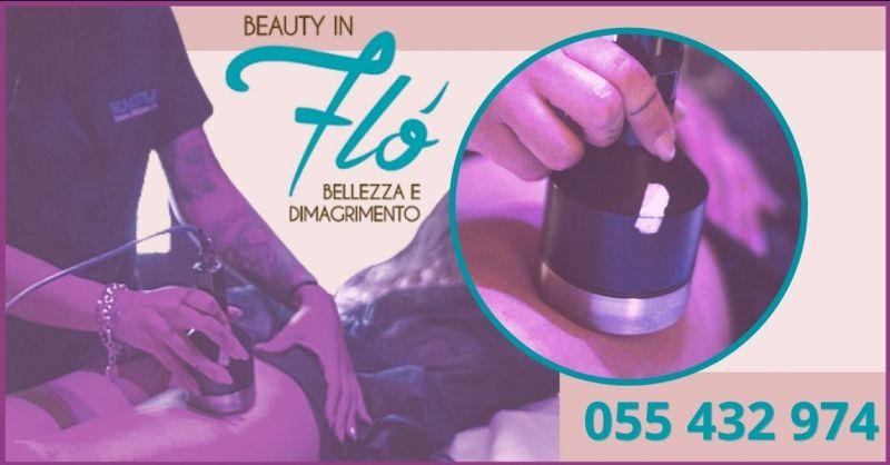 BEAUTY IN FLO' - offerta cavitazione estetica e radiofrequenza per modellare corpo