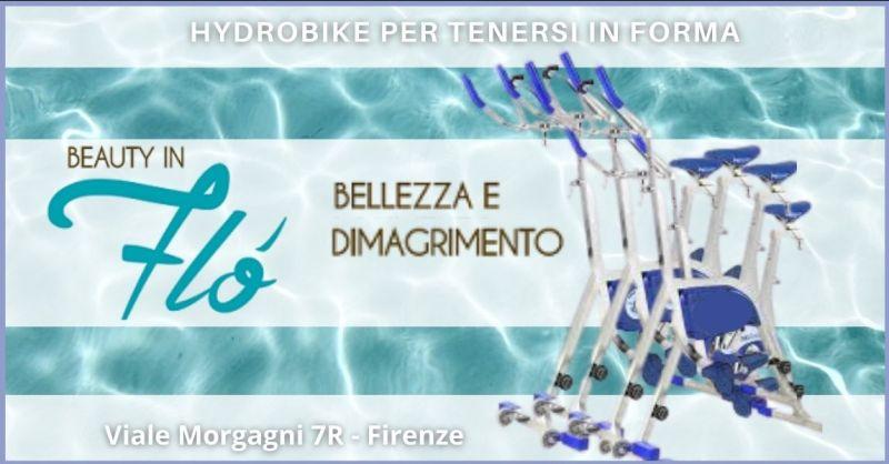 promozione hydrobike per tonificare i muscoli e perder peso  - BEAUTY IN FLO