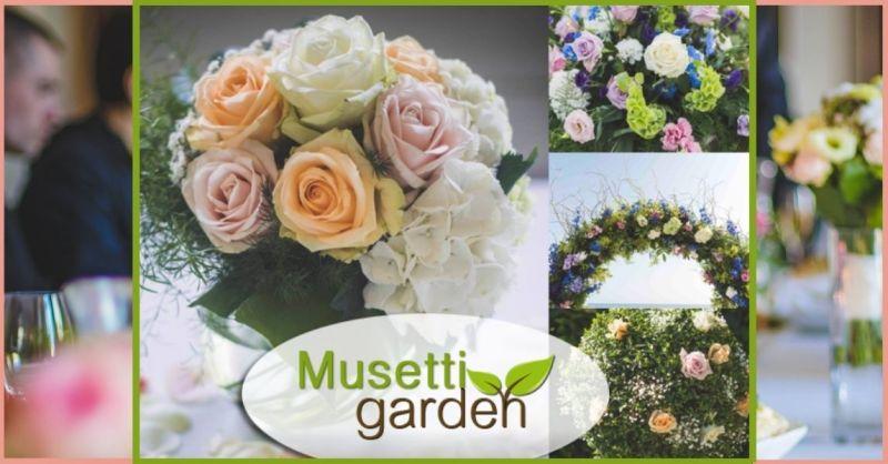 MUSETTI GARDEN - promozione composizioni floreali per cerimonie ed eventi Versilia