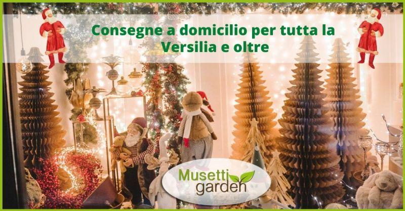 occasione consegna regali di Natale a domicilio Versilia - offerta regali di Natale Versilia