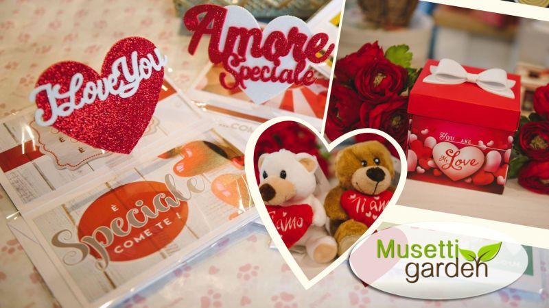 offerte idee regalo originali per San Valentino Versilia - MUSETTI GARDEN