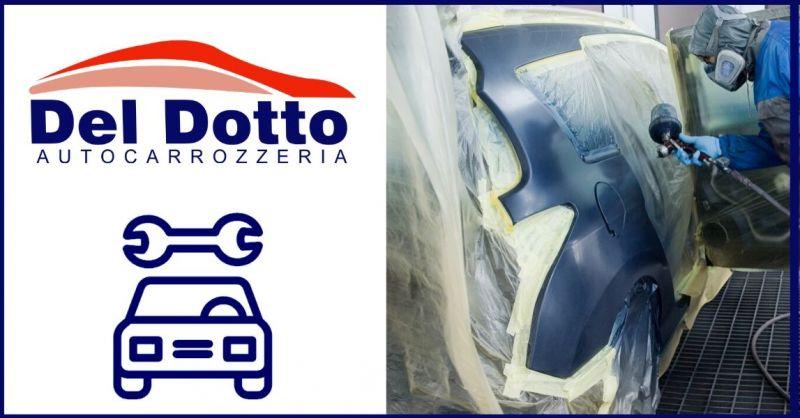 AUTOCARROZZERIA DEL DOTTO - offerta autocarrozzeria e riparazioni auto Versilia