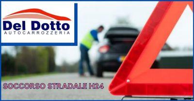 autocarrozzeria del dotto offerta servizio soccorso stradale h24 lucca e provincia
