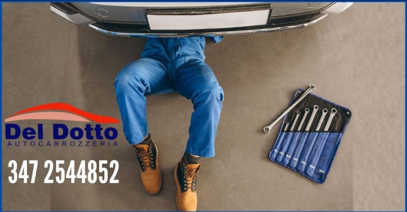 offerta tagliando auto Versilia e servizi officina meccanica Lucca - AUTOCARROZZERIA DEL DOTTO