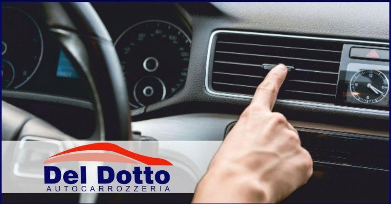 offerta manutenzione filtri aria condizionata auto Lucca e Versilia - AUTOCARROZZERIA DEL DOTTO