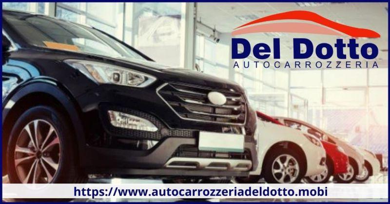AUTOCARROZZERIA DEL DOTTO - occasione autocarrozzeria e riparazione auto Lucca