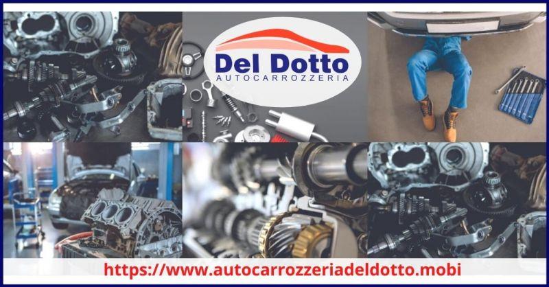 offerta carrozzeria riparazioni auto e veicoli commerciali Lucca - AUTOCARROZZERIA DEL DOTTO