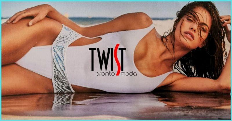 TWIST PRONTO MODA - promozione moda mare donna e costumi da mare uomo donna Versilia
