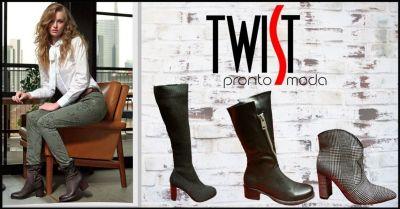 twist occasione negozio calzature da donna invernali a prezzi scontati lucca
