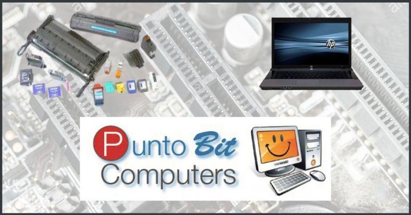 PUNTO BIT - offerta Vendita Computer e Accessori per stampanti anche usato garantito