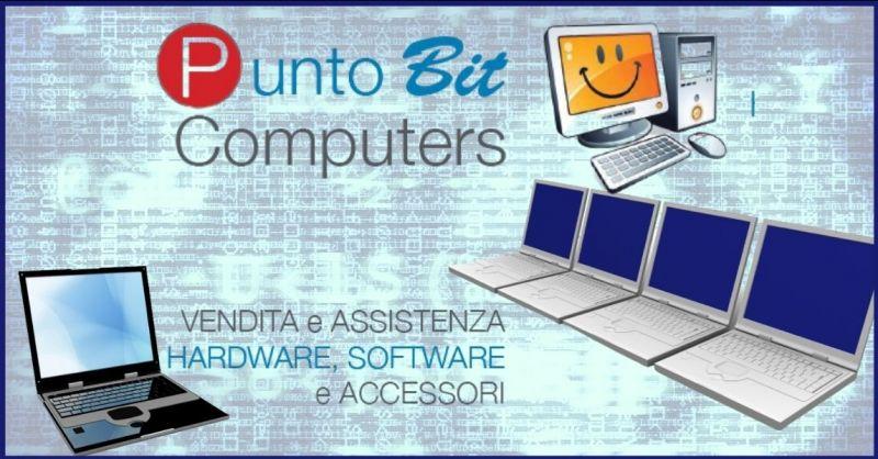PUNTO BIT - occasione assistenza e riparazione computer anche a domicilio Pistoia