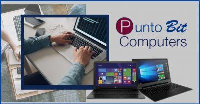 offerta vendita computers e notebook pistoia occasione assistenza riparazione pc