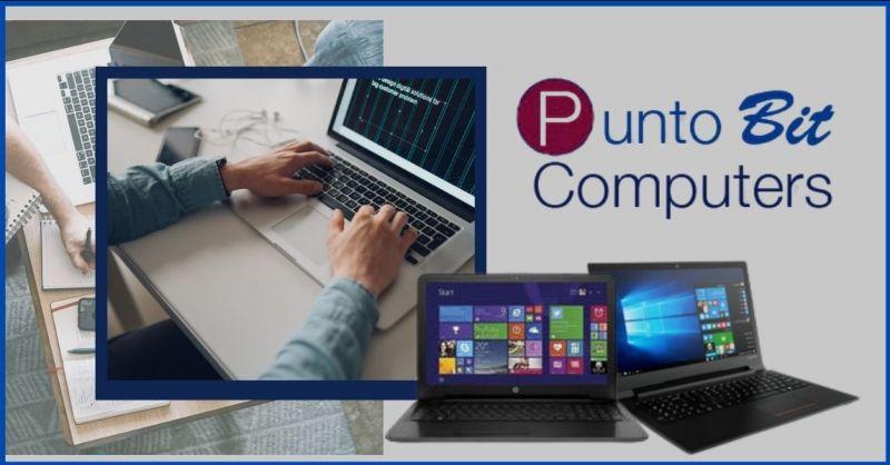offerta vendita computers e notebook Pistoia - occasione assistenza riparazione PC
