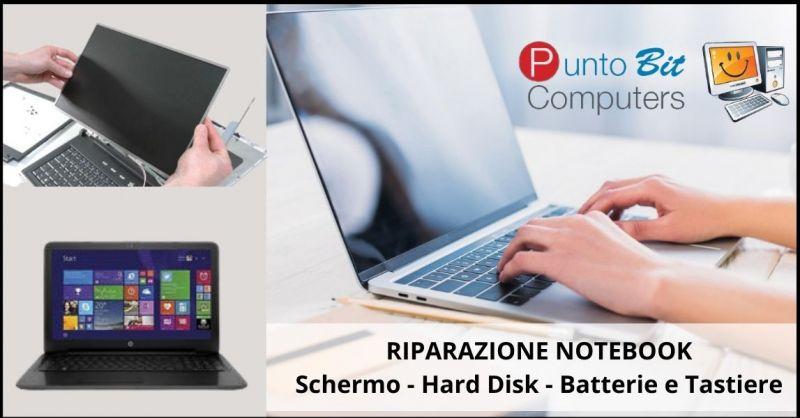 offerta riparazione notebook e computer Pistoia - occasione assistenza tecnica computer e notebook