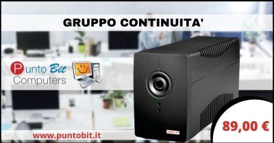 offerta gruppo di continuita line interactive ups 850 va promozione negozio di computer
