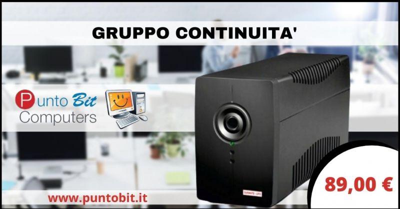offerta Gruppo di continuità Line Interactive Ups 850 VA - promozione negozio di computer