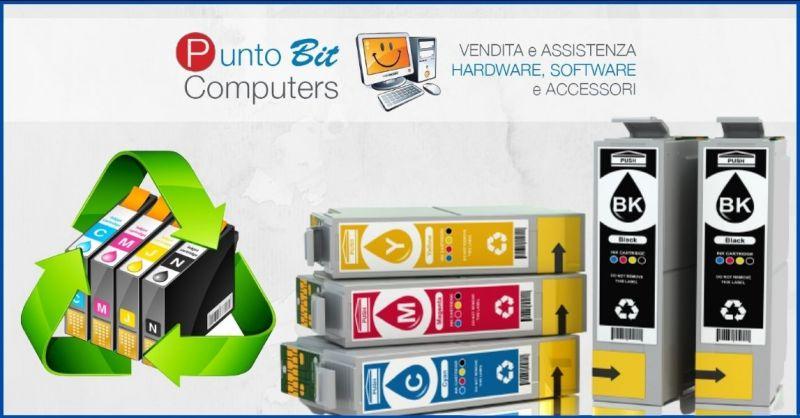 promozione vendita cartucce originali e compatibili - vendita toner originali e compatibili