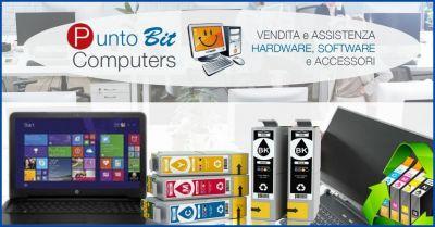 punto bit offerta assistenza tecnica computer e stampanti pistoia