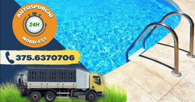 offerta servizio professionale pulizia piscine verona occasione pulizia bonifica vasche interrate verona