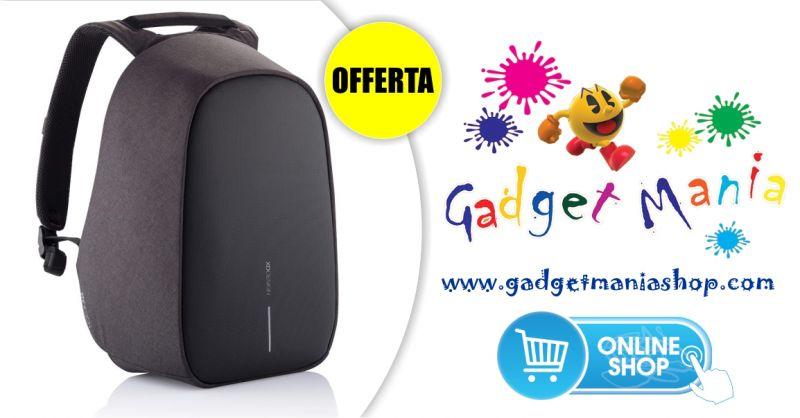 Gadget Mania Shop online - offerta zaino antifurto Bobby Hero Xl