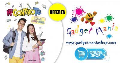 gadget mania shop online offerta diario scuola me contro te