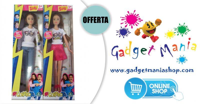 Gadget Mania Shop online - offerta me contro te coppia bambole Sofi originale giochi preziosi