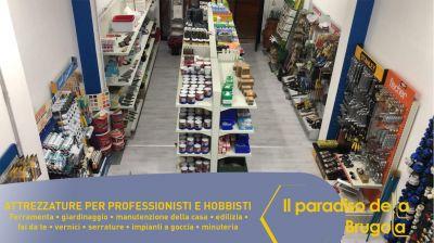 il paradiso della brugola orani offerta negozio specializzato vendita attrezzature per professionisti e hobbisti