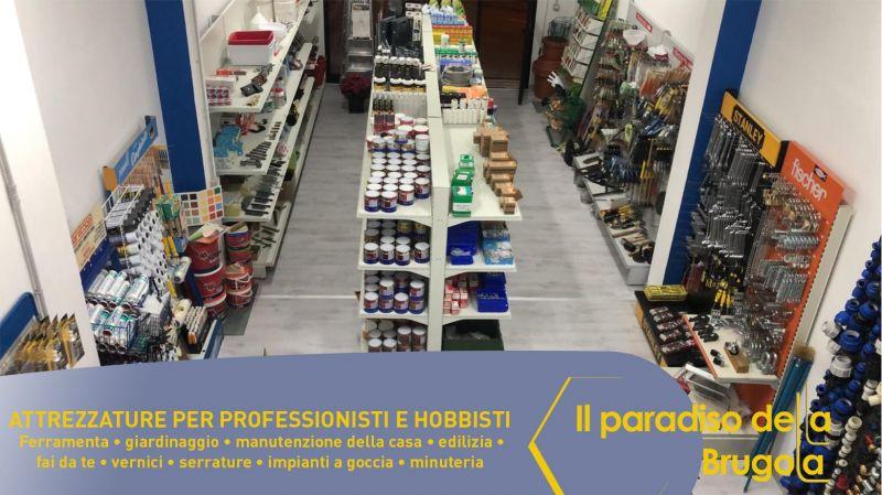 Il Paradiso della Brugola Orani - offerta negozio specializzato vendita attrezzature per professionisti e hobbisti