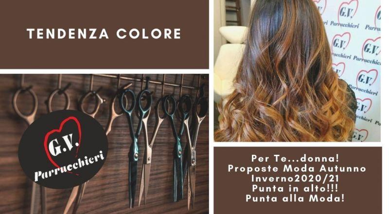 Occasione colori di tendenza per i capelli autunno inverno 2020 a Vercelli a Novara – Offerta taglio e piega parrucchiere professionale a Vercelli a Novara