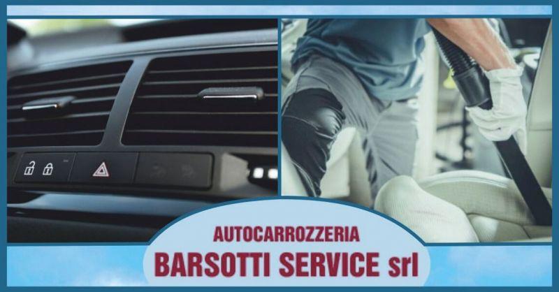 occasione trattamento igienizzate climatizzatore auto – sanificazione tappezzeria auto
