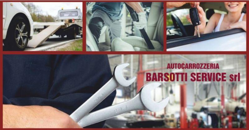 AUTOCARROZZERIA BARSOTTI SERVICE - Carrozzeria e servizi auto Versilia