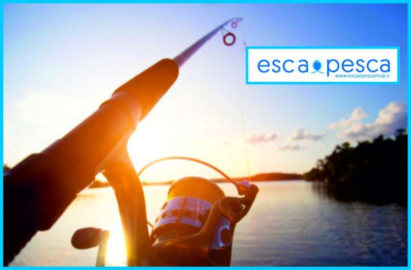 ESCA E PESCA - offerta negozio specializzato articoli per la pesca e accessori per la pesca