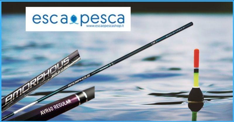 ESCA E PESCA - occasione vendita canne da pesca Daiwa e articoli per la pesca Versilia
