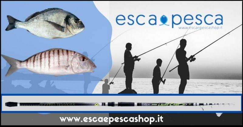 promozione negozio articoli e accessori da Pesca Lucca - offerta Bad Bass Air Series Light