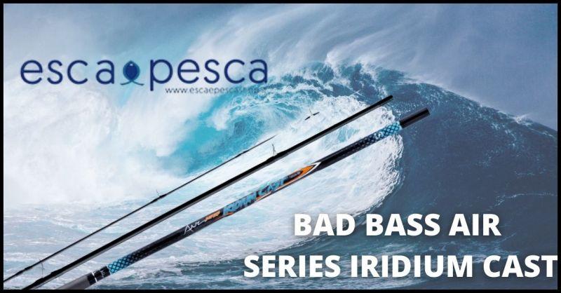 promozione vendita canne da pesca BAD BASS - offerta negozio di pesca Lucca