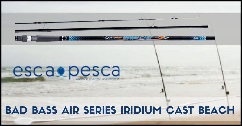 occasione canna da beach ledgering Versilia - offerta accessori per la pesca Versilia